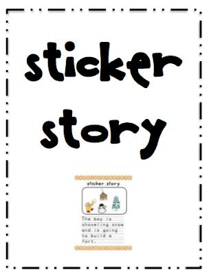 Sticker Stories