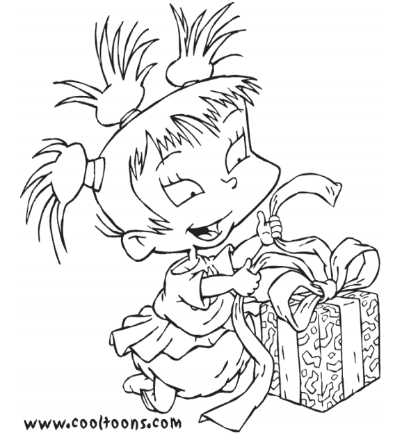 MORE SUPER DUPER AWESOME RUGRATS COLORING PAGES! | Everything ...