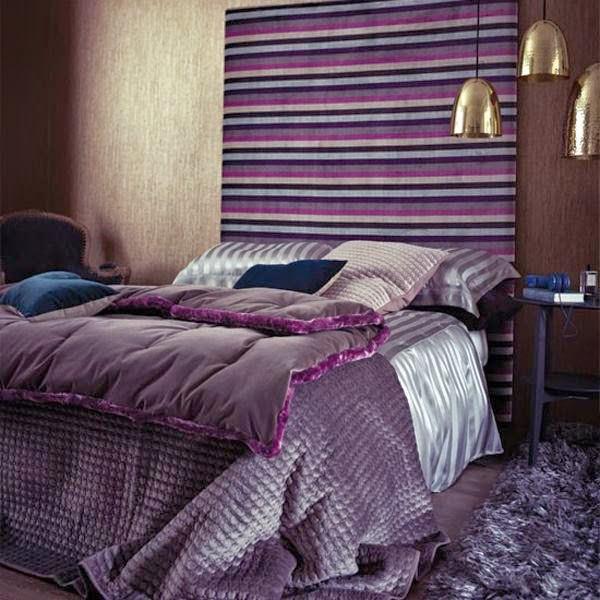 3 الوان زاهية لغرف النوم المودرن