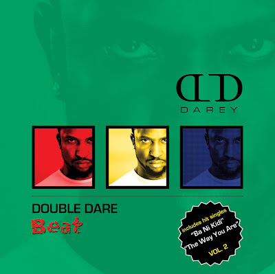 double darey beat official album cover