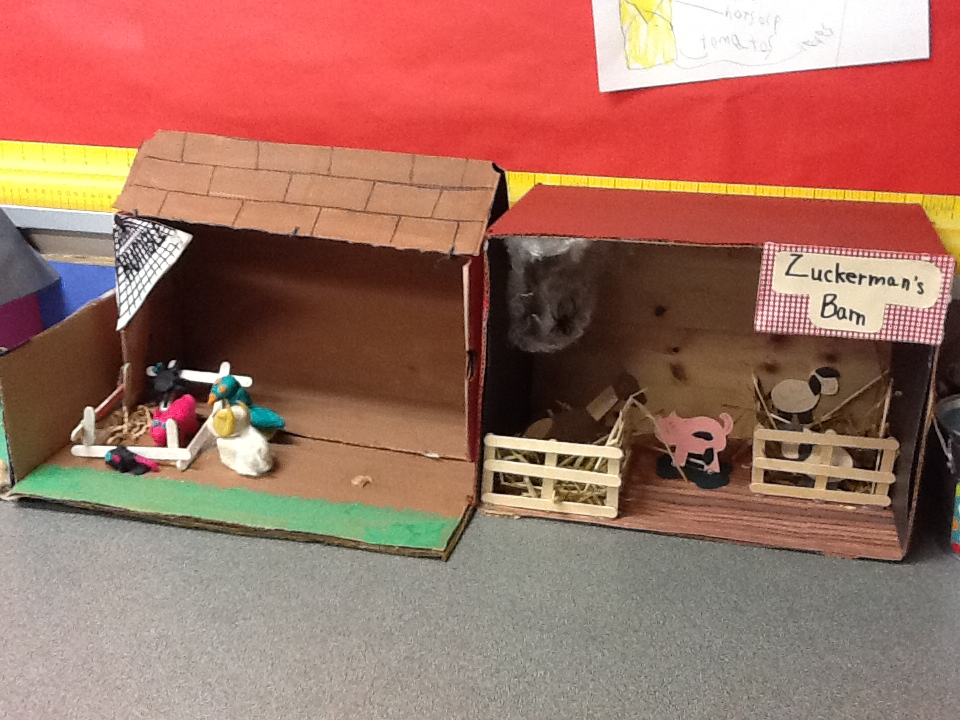 The Brownie Bunch Charlottes Web Unit