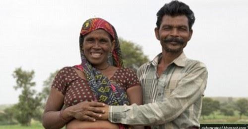 ada 15 anak perempuan wanita india ini akhirnya lahirkan