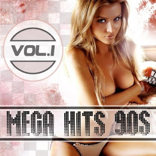 Capa Mega Hits 90s Vol.01 – 2013 capa