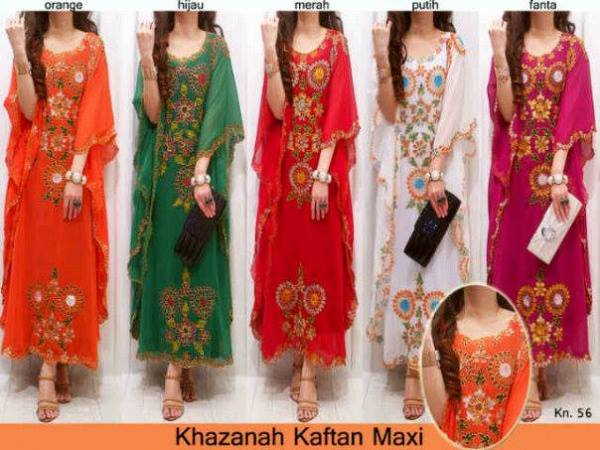 Model Baju Busana Muslim Lebaran Terbaru 2013