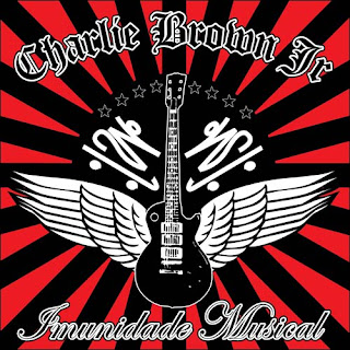 Charlie Brown Jr. Imunidade Musical CD Capa