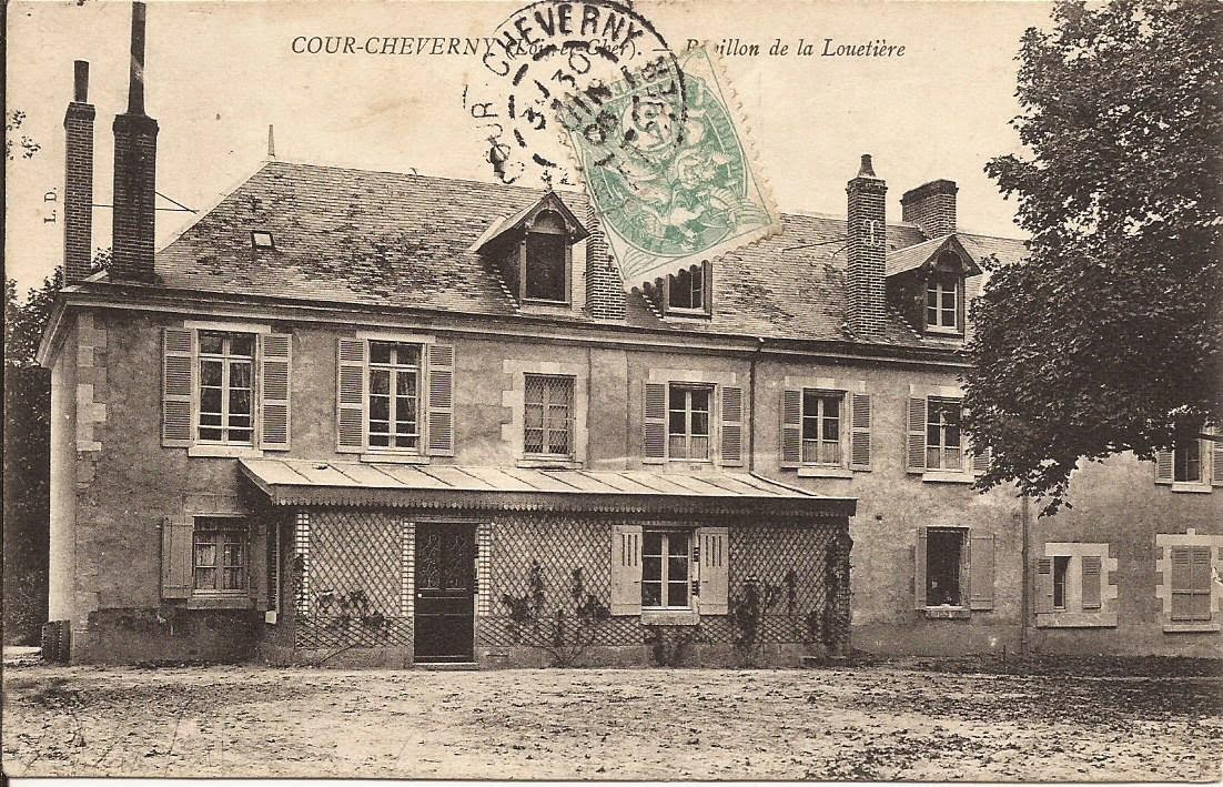 Pavillon de la Louetière - Cour-Cheverny