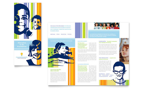 Brochure kiosk pics brochure free template for Word 2013 brochure templates
