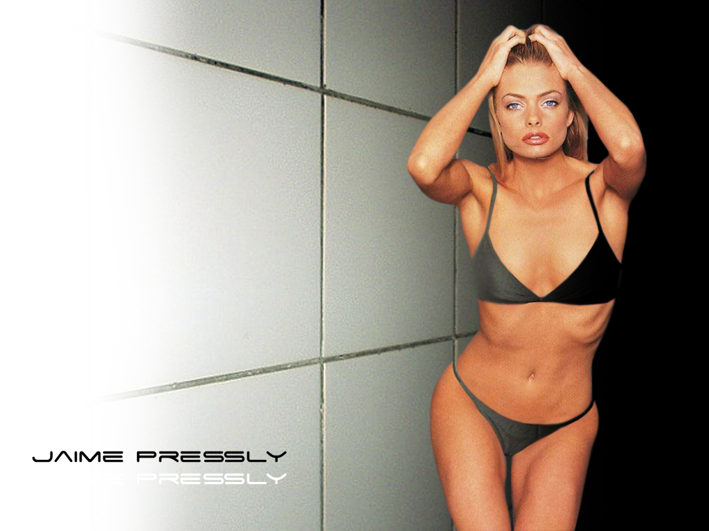 Jaime Lynn Pressly (Born July 30, 1977) Is An American Model And