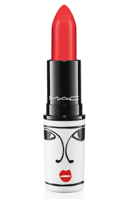 mac toledo lipstick in barbecue