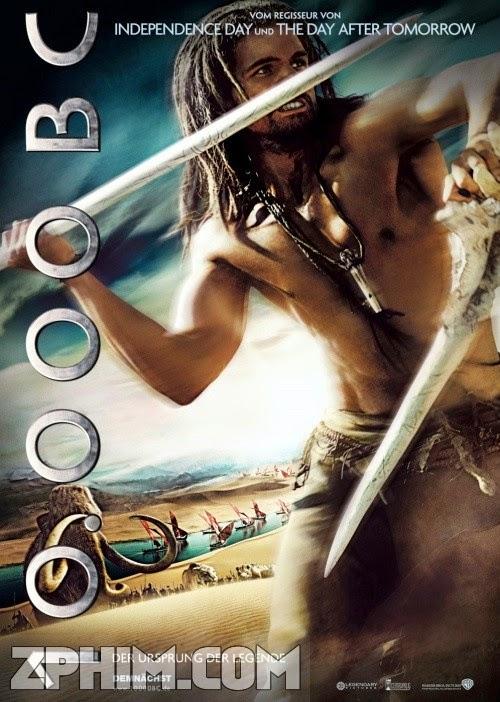 Cuộc Truy Đuổi Tàn Khốc - 10.000 BC (2008) Poster