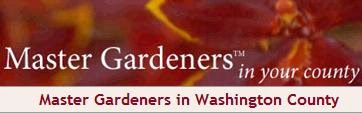 Master Gardeners of Washington County