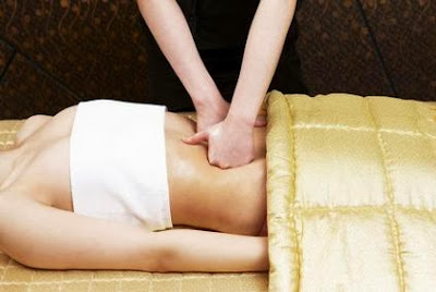 ABDOMEN MASSAGE