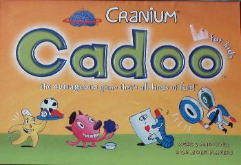 Cranium Cadoo box.