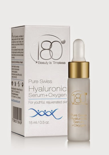 Pure Swiss Hyaluronic Serum + Oxygen Review
