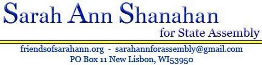 Sarah Ann Shanahan