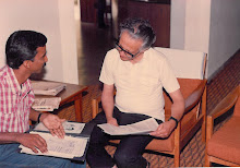 With Legendary Cartoonist, shri R.K. Laxman