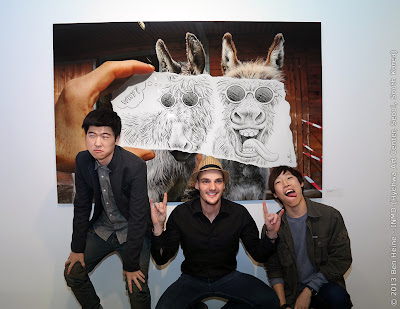 VIP event - Ben Heine Art Exhibition