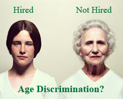 discrimination against the elderly Fighting ageism geropsychologists  about and attitudes toward the elderly appear to boost  same way they do when a person is discriminated against because of.