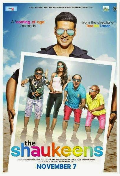 Bollywood movie - the shaukeens