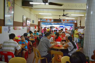 Sarawa-Kolo-Mee-Soon-Lee-顺利-Kopitiam-Taman-Pelangi-Johor-Bahru