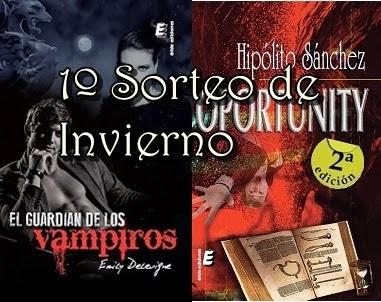 http://eldesvandelasmilun.blogspot.com.es/2014/01/1-sorteo-de-invierno.html