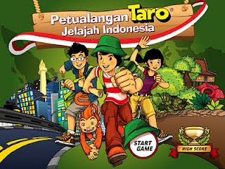 Free Download Game Anak Petualangan Taro