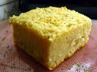 Torta de Queso y Arroz
