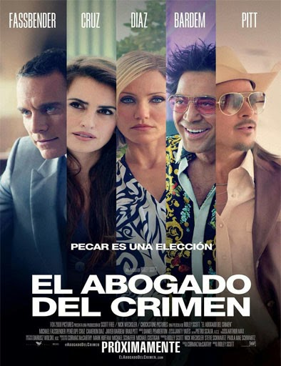 Ver The counselor (El consejero) Online