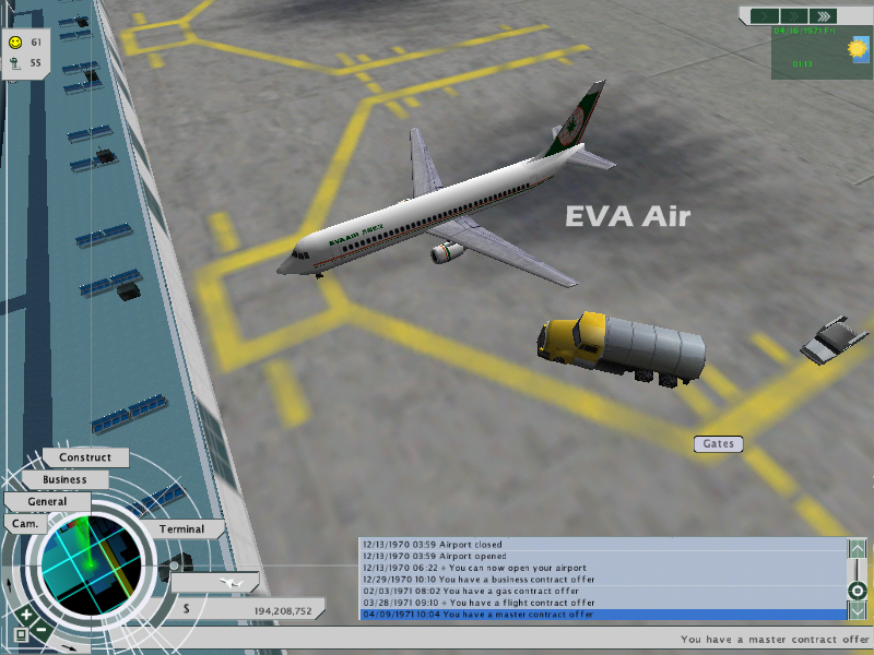airport tycoon online