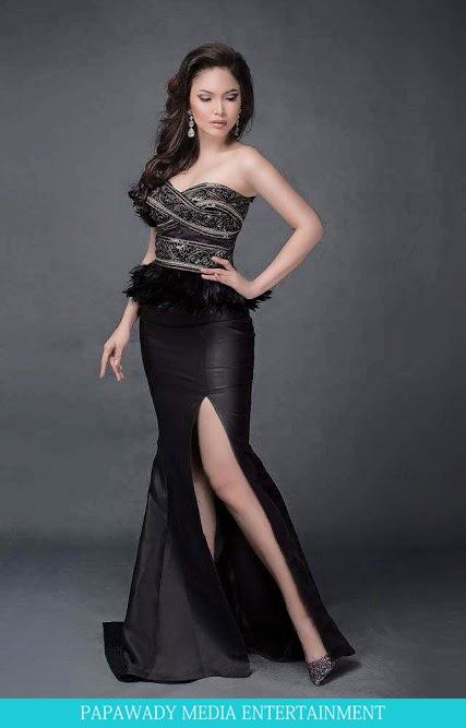 Miss International Myanmar 2015 Emerald Nyein
