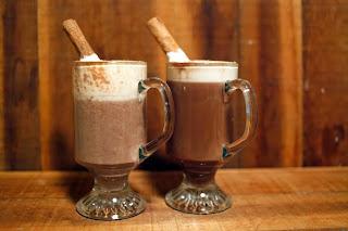 Classic Hot Cocoa & Brandy