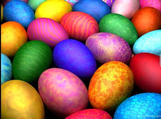 Should Christian Children Hunt Easter Eggs