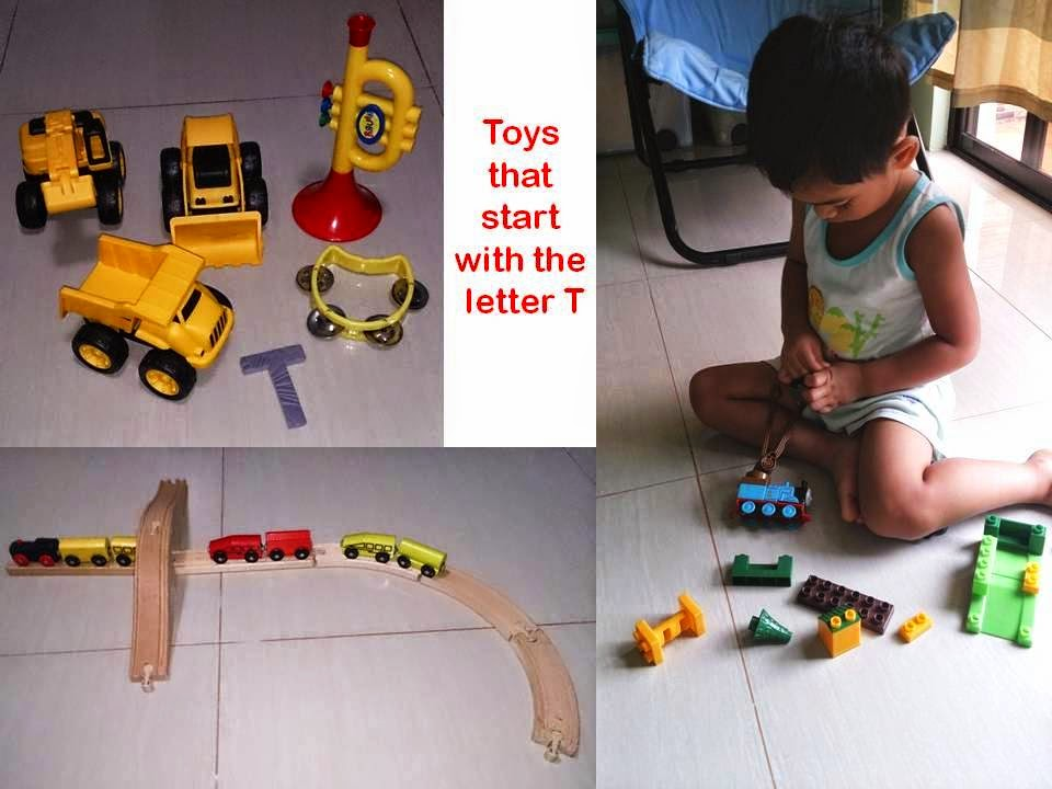 Toys That Start With B : Mommy bares all a terrific start with the letter t as our