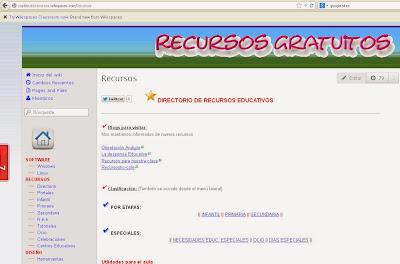 http://capileiraticrecursos.wikispaces.com/Recursos