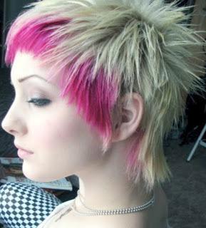 Tips Memilih Rambut Emo
