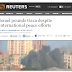 Reuters shows its bias against Israel again