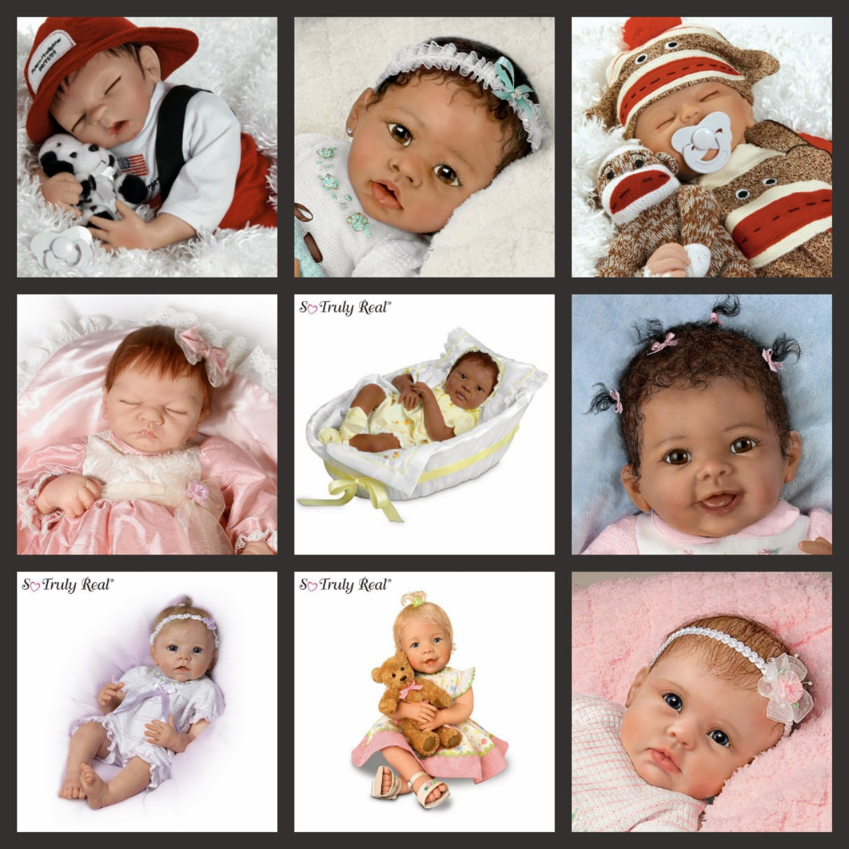 Realistic Baby Dolls as hobby - Collectible Dolls