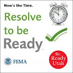 Be Ready Utah Website