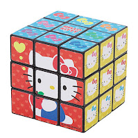 hello kitty cube