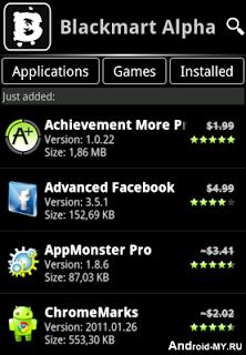 BlackMart v0.49.92 Full Apk Free Download