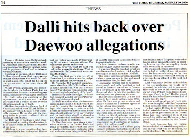 21 - John Dalli and the Daewoo Scandal
