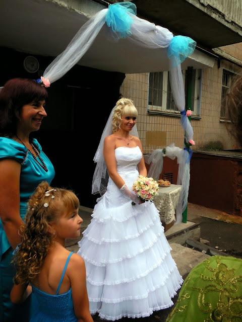Красуня - українська наречена