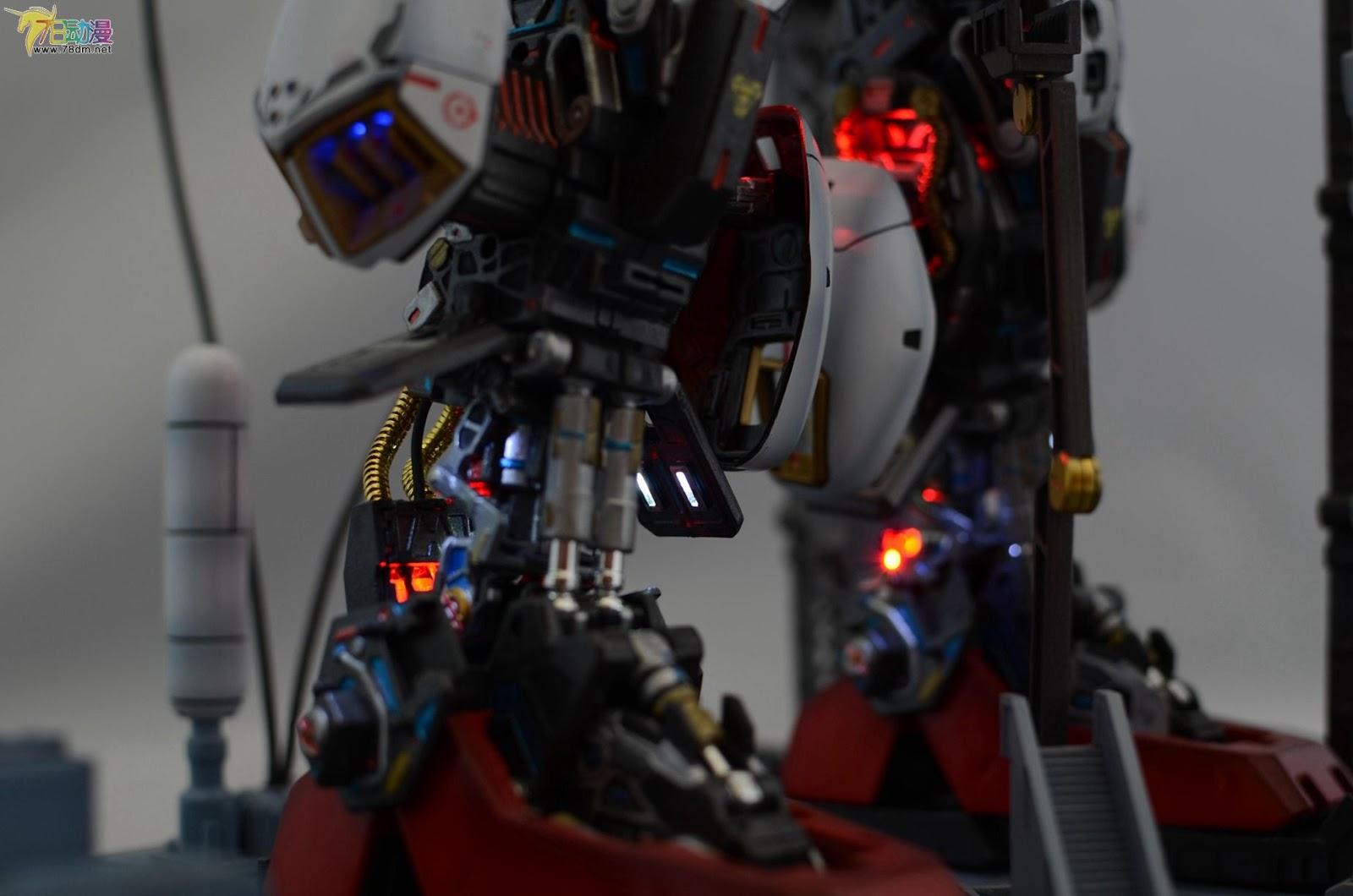 PG 1/60 RX-178 Gundam Mk-II AEUG - Diorama Build
