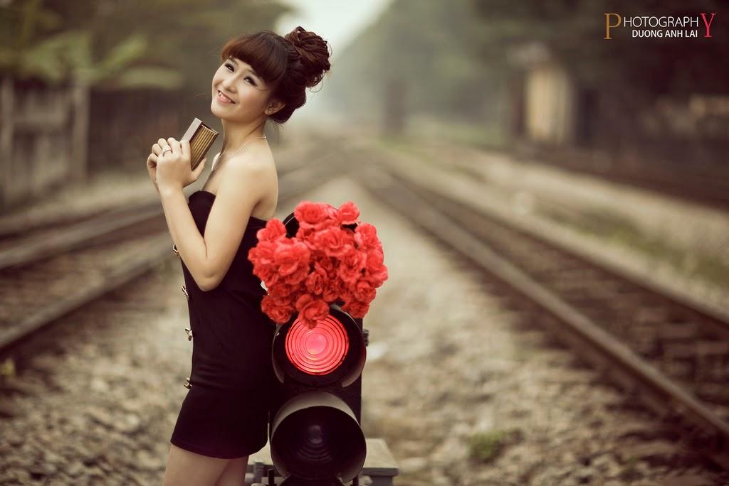 Ảnh đẹp girl xinh HD Việt Nam: Bóng hồng - Ảnh 07