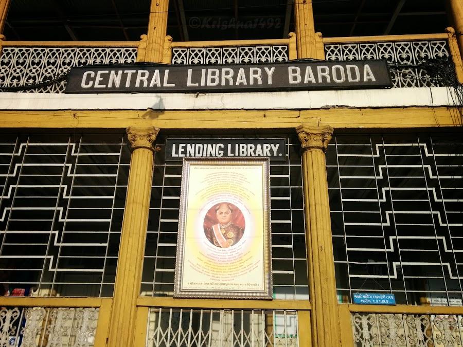 Baroda Central Library