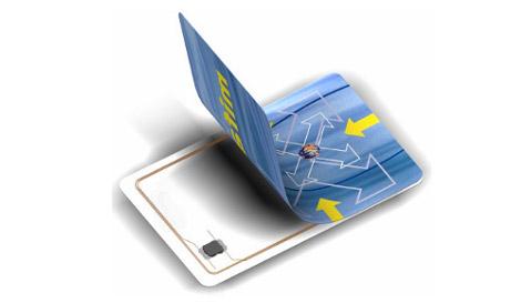 Embedded System Mifare Rfid Card