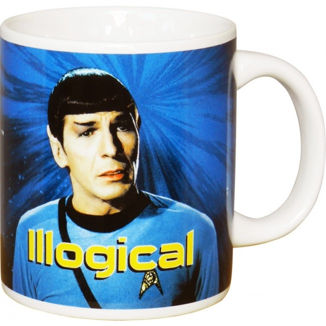 Taza Doctor Spock