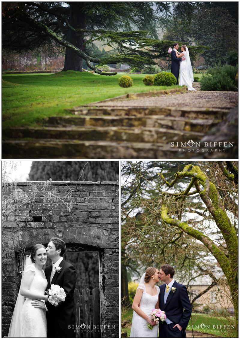 Wedding photography Combe House Devon
