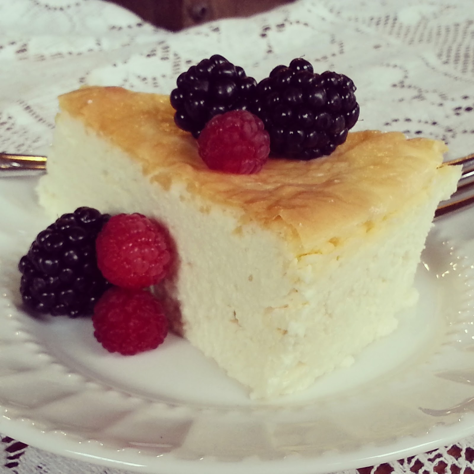 low carb cheese cake