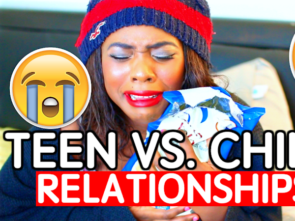 High School You Vs. Child You: Relationships